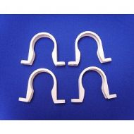 Oracstar Pipe Clips - 40mm (Pack 4)